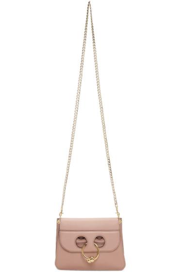 J.W. Anderson - Pink Mini Pierce Bag
