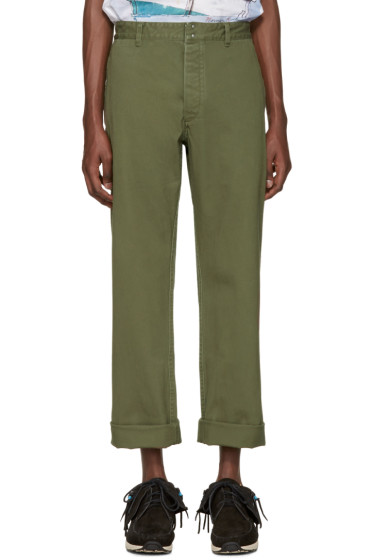 Visvim - Green Pastoral Trousers