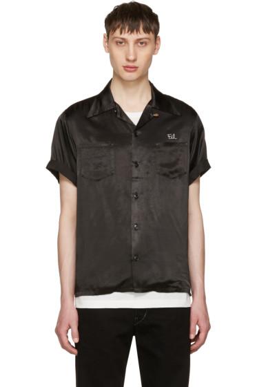 Visvim - Black 'Peerless' Irving Shirt