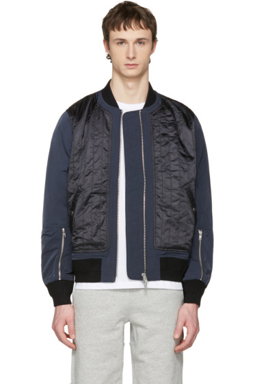 Tim Coppens - Navy MA-1 Bomber Jacket