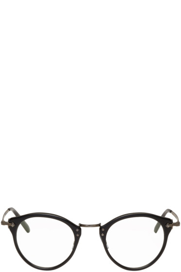 Oliver Peoples - Black OP 505 Glasses