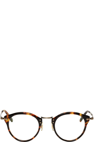Oliver Peoples - Tortoiseshell OP 505 Glasses