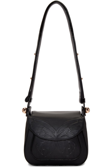 Sophia Webster - Black Butterfly Evie Bag