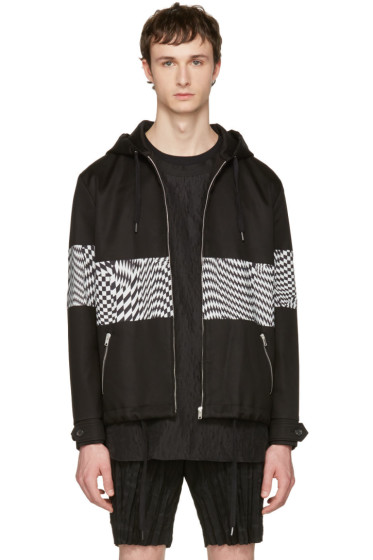 Yang Li - Black James Jacket