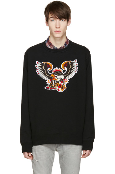 Facetasm - Black Eagle Pullover