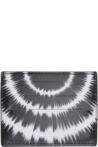 Marcelo Burlon County of Milan - Black Placido Card Holder