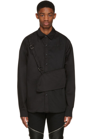 Hood by Air - Black Celebutante Shirt