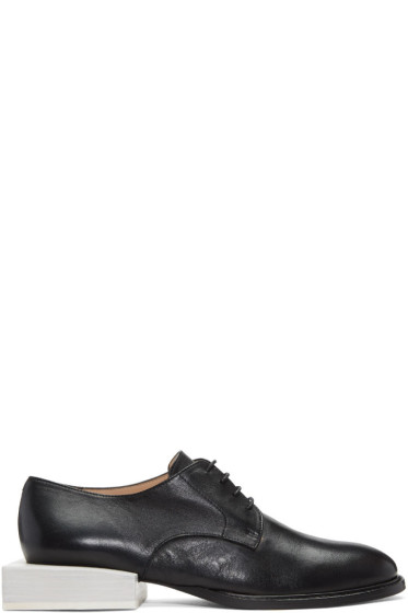 Jacquemus - Black 'Les Chaussures Clown' Derbys