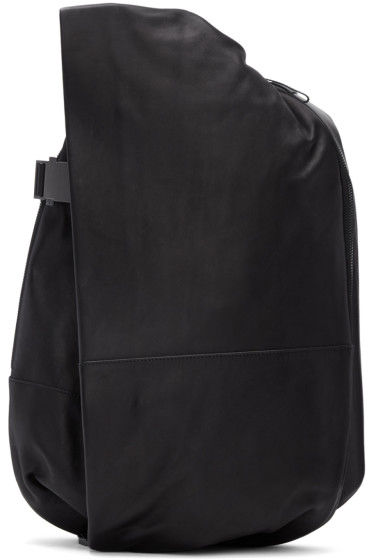 Côte & Ciel - Black Medium Isar Alias Backpack