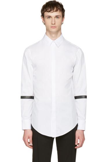 Pyer Moss - White Barrett Shirt