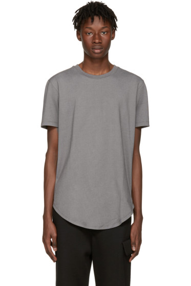 Pyer Moss - Grey Ryan T-Shirt