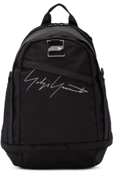 Yohji Yamamoto - Black Sports Backpack