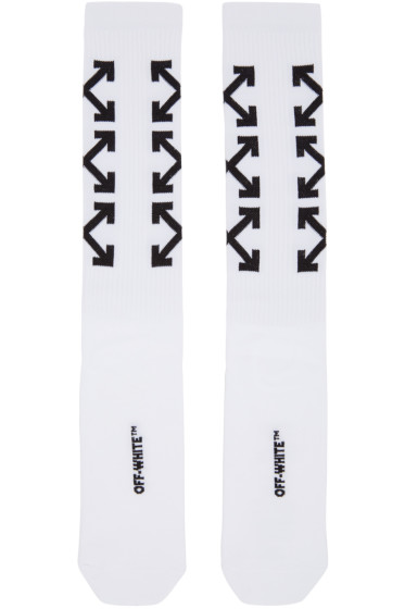 Off-White - White Arrows Socks