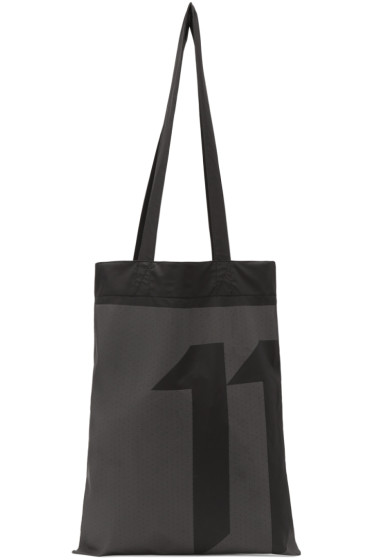 11 by Boris Bidjan Saberi - Black Block Tote