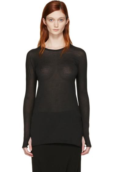Boris Bidjan Saberi - Black WLS 1 T-Shirt