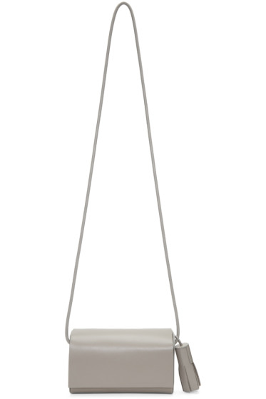 Building Block - Grey Petite Bag