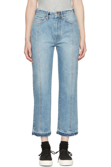 Won Hundred - Blue Deedee 2 Jeans