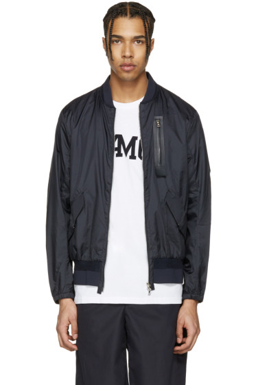 OAMC - Navy Nylon Bomber Jacket