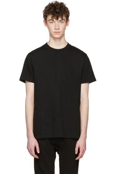 D by D - Black 'New Wave' T-Shirt