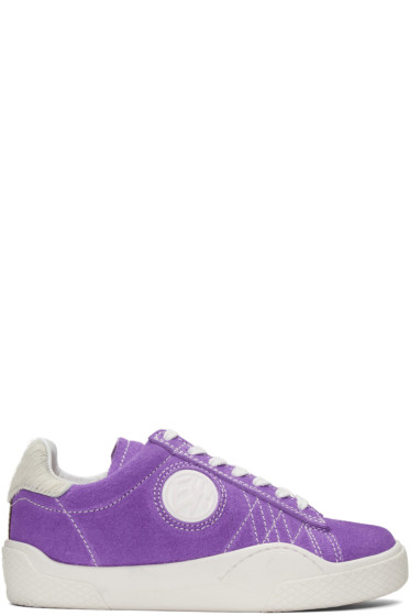 Eytys - Purple Wave Rough UV Sneakers