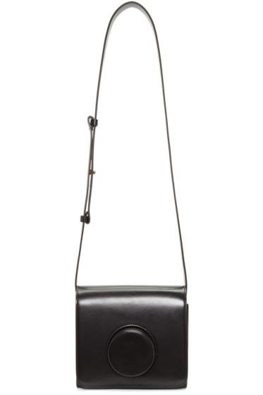Lemaire - Black Leather Camera Bag