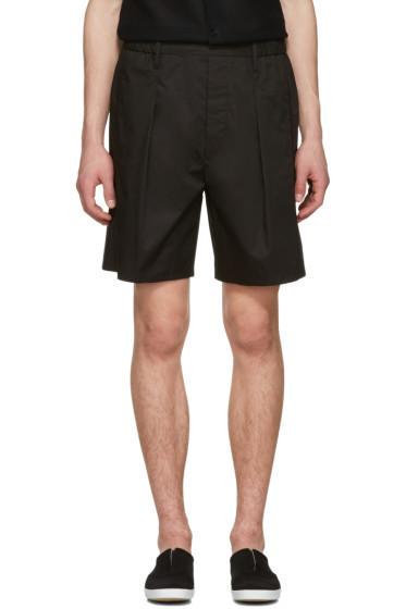 Lemaire - Black Boxer Shorts