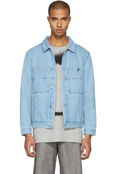 Etudes - Blue Denim Guest Jacket