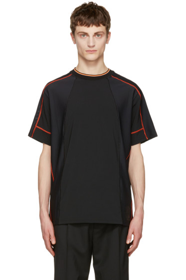 Versace Underwear - Black Running T-Shirt