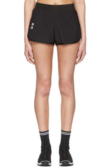 Fendi - Black Karlito Shorts