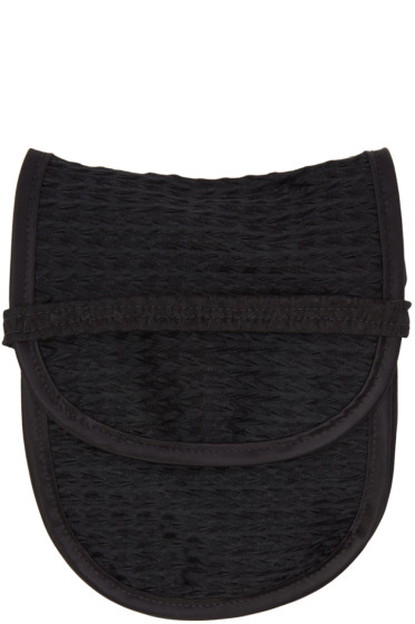 Cottweiler - Black Service Pocket Pouch