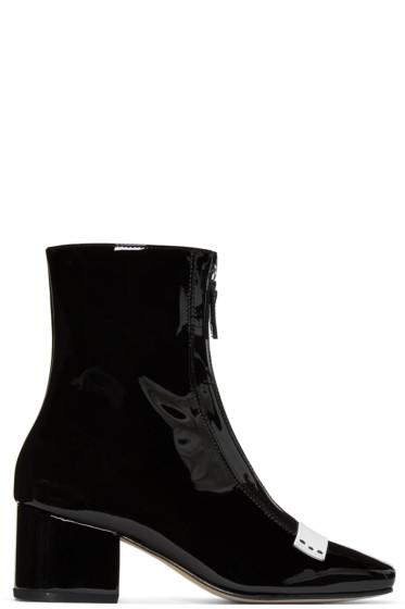 Dorateymur - Black Double Delta Boots