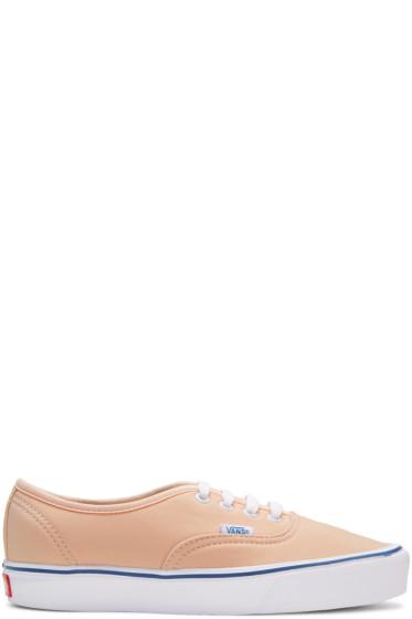 Vans - Pink Schoeller Edition Authentic '66 Lite LX Sneakers