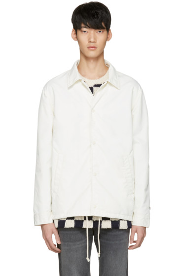 Vans - White Our Legacy Edition Coaches Jacket