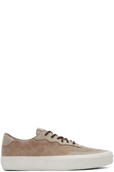 Vans - Taupe Taka Hayashi Edition Mountain Sneakers