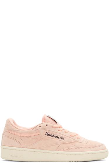 Reebok Classics - Pink Club C Pastel Sneakers