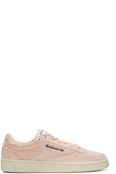 Reebok Classics - Pink Club C 85 Sneakers