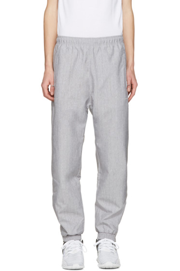 adidas Originals - Grey Orinova Wind Lounge Pants