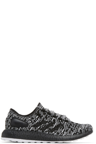 adidas Originals - Black & White PureBOOST LTD Sneakers