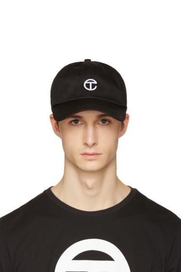 Telfar - Black Logo Cap
