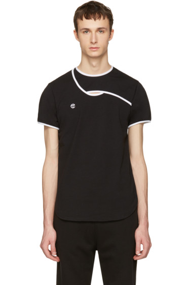 Telfar - Black & White Simplex T-Shirt