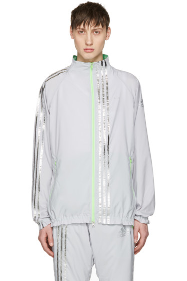 Adidas x Kolor - Grey Track Jacket