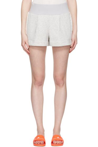adidas by Stella McCartney - Grey Yoga Shorts