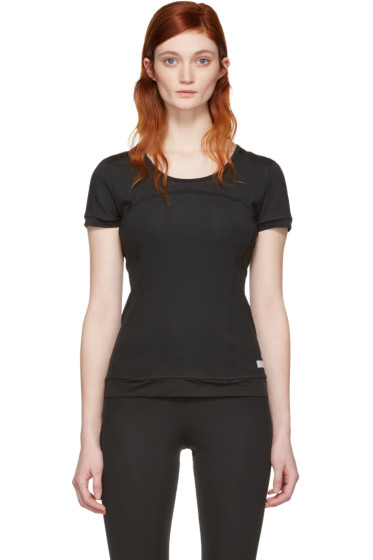 adidas by Stella McCartney - Black Perf T-Shirt