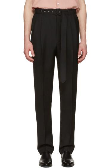 CMMN SWDN - Black Ranger Trousers