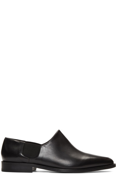 CMMN SWDN - Black Butch Slip-On Boots