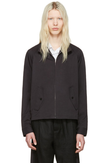 Fanmail - Black Harrington Jacket