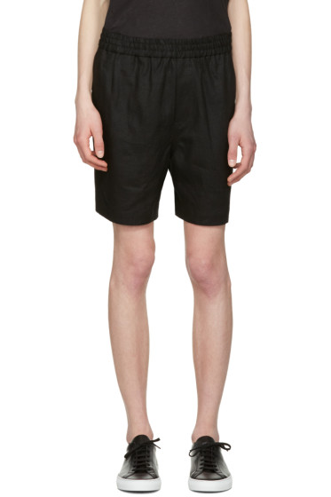 Fanmail - Black Sport Shorts