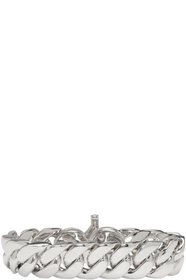 Tom Wood - Silver Slim Bracelet