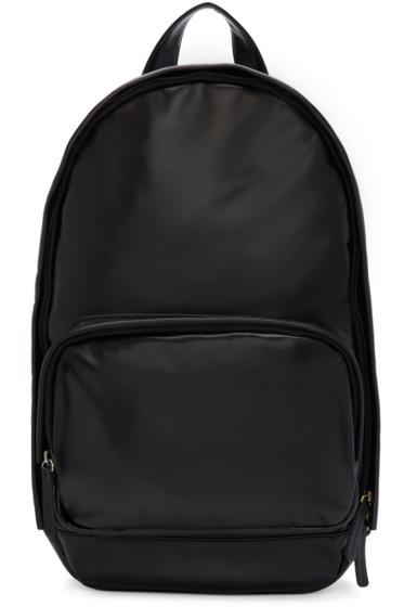 Haerfest - Black Leather H1 Backpack