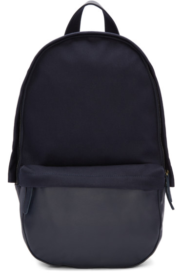 Haerfest - Navy H5 Capsule Backpack